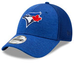 Toronto Blue Jays Youth Team Tread 9FORTY Adjustable Hat by New Era
