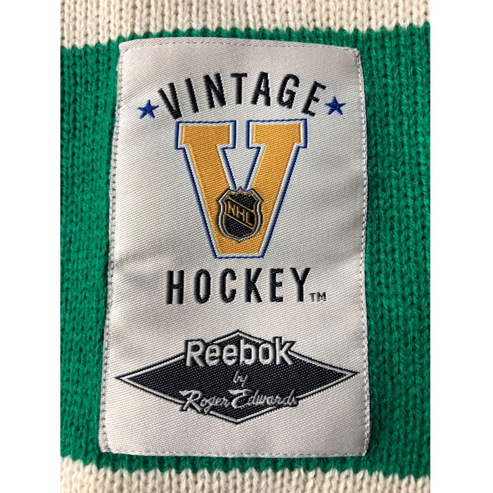 Vancouver Canucks 1972-73 Classic Heritage Knit Sweater by Roger Edwards 464bf7f39