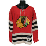 Chicago Blackhawks 1960-61 Classic Heritage Knit Sweater by CCM