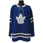 Toronto Maple Leafs 1963-64 Classic Heritage Knit Sweater by CCM