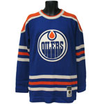 Edmonton Oilers 1983-84 Classic Heritage Knit Sweater by CCM