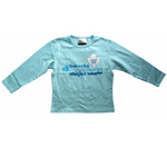 Toronto Maple Leafs Child Girls Long Sleeve T-Shirt by Mighty Mac