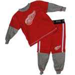 Detroit Red Wings Preschool Face-Off 2 Piece Pyjama Set by Mighty Mac