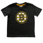 Boston Bruins Toddler Logo T-Shirt by Mighty Mac