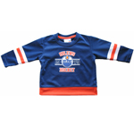 Edmonton Oilers Infant History Fashion Top by Mighty Mac