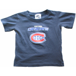Montreal Canadiens Infant T-Shirt by Mighty Mac