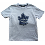 Toronto Maple Leafs Toddler Vintage Logo T-Shirt by Mighty Mac