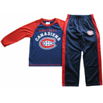 Montreal Canadiens Child Long Sleeve T-Shirt & Pant Set by Mighty Mac
