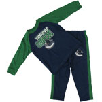 Vancouver Canucks Toddler Long Sleeve T-Shirt & Pant Set by Mighty Mac