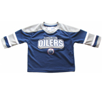 Edmonton Oilers Infant Fashion Top by Mighty Mac