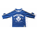 Toronto Maple Leafs Toddler Fashion Top by Mighty Mac