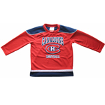 Montreal Canadiens Child Fashion Top by Mighty Mac