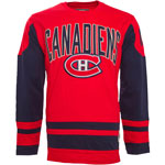 Montreal Canadiens Dufferin Long Sleeve T-Shirt by Old Time Hockey