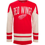 Detroit Red Wings Dufferin Long Sleeve T-Shirt by Old Time Hockey