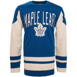 Toronto Maple Leafs Dufferin Long Sleeve T-Shirt by Old Time Hockey