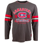 Montreal Canadiens Yutan Long Sleeve T-Shirt by Old Time Hockey