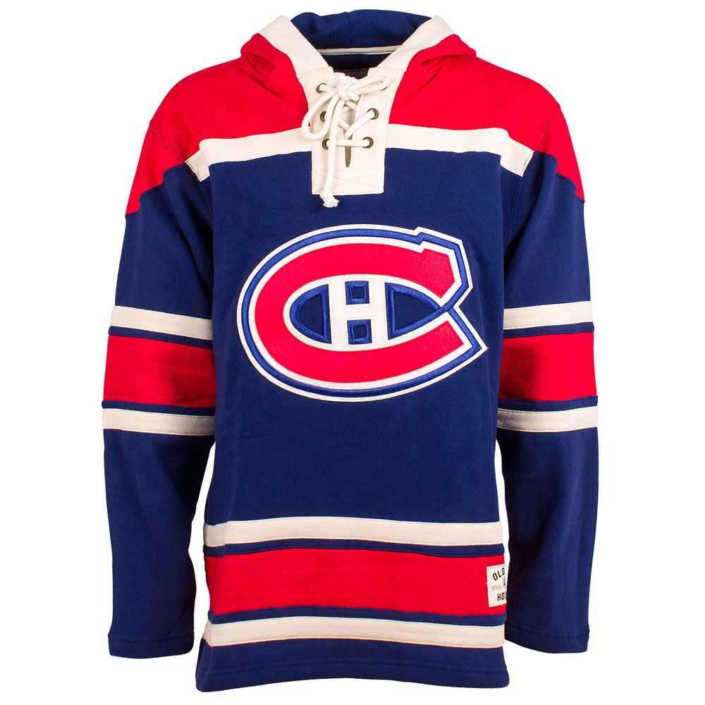 TheSportsDen.ca  Montreal Canadiens Alternate Lacer Heavyweight ... 40689d416