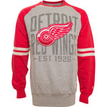 Detroit Red Wings Cruise Long Sleeve T-Shirt by Old Time Hockey