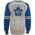Toronto Maple Leafs Cruise Long Sleeve T-Shirt by Old Time Hockey