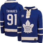John Tavares Toronto Maple Leafs Lacer Pullover Fleece Hoodie by '47
