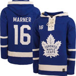 Mitch Marner Toronto Maple Leafs Lacer Pullover Fleece Hoodie by '47