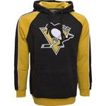 Pittsburgh Penguins Merciless Pullover Fleece Hoodie by Old Time Hockey