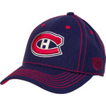 Montreal Canadiens Keeper Adjustable Hat by Old Time Hockey