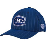 Montreal Canadiens Spokes Flex Fit Hat by Old Time Hockey
