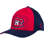Montreal Canadiens Neutral Zone Flex Fit Hat by Old Time Hockey