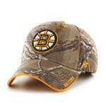 Boston Bruins Realtree Frost MVP Adjustable Hat by '47