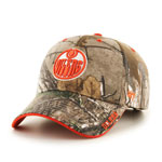 Edmonton Oilers Realtree Frost MVP Adjustable Hat by '47