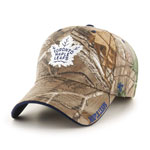 Toronto Maple Leafs Realtree Frost MVP Adjustable Hat by '47 Brand