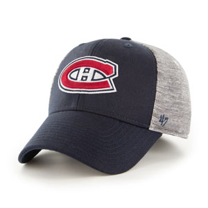 Montreal Canadiens Verona Contender Stretch Fit Hat by '47