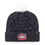 Montreal Canadiens Women's Fiona Pom Cuffed Knit Hat by '47