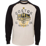 Boston Bruins Long Sleeve Camp T-Shirt by Old Time Hockey