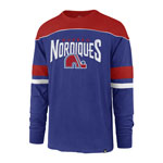 Quebec Nordiques Win Streak Long Sleeve T-Shirt by '47