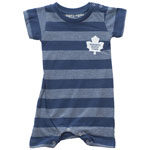 Toronto Maple Leafs Newborn Hoopla Jumper by Old Time Hockey