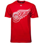 Detroit Red Wings Youth Onside T-Shirt by Old Time Hockey
