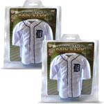 Detroit Tigers 2-Pack Mini Jersey Coin Bank by Sport FX