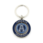 JF Sports Toronto Argonauts Spinner Key Chain