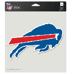Wincraft Buffalo Bills 8''x8'' Color Die Cut Decal