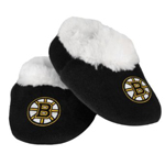 Forever Collectibles Boston Bruins Baby Bootie Slippers