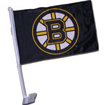 Future Product Sales Boston Bruins Double Sided Car Flag