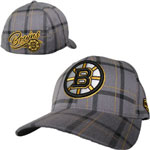 Old Time Hockey Boston Bruins Coach Flex Fit Hat