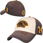Twins '47 Boston Bruins Rough House Fitted Hat