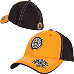 Twins '47 Boston Bruins Youth Kade Stretch Fit Hat