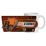 Hunter BC Lions 11oz. Sublimated Coffee Mug