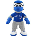Toronto Blue Jays 10'' Ace Mascot Plush Figure by Bleacher Creatures