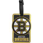 JF Sports Boston Bruins Luggage Tag