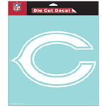 Wincraft Chicago Bears 8''x8'' Die Cut Decal
